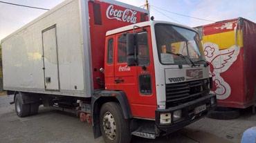 Купить грузовик до 3 5 тонн бу - Кыргызстан: Вольво Модель FL-618Грузоподъемность 13 тонн Термобудка, Объем