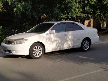 Toyota Camry 2.4 л. 2005