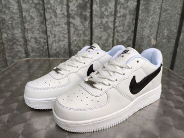 Antilop sive - Srbija: Nike Air Force White/Black Made In Vietnam-Hit Cena-NOVO!Nike potpuno
