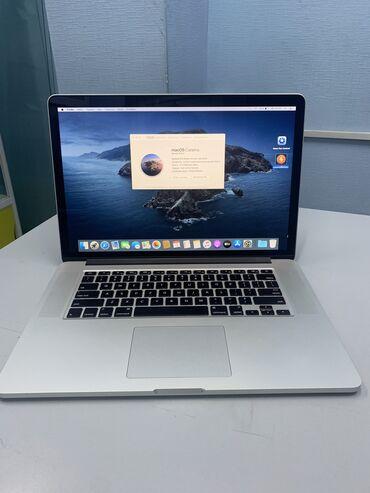 ультрабук бишкек in Кыргызстан | LENOVO: MacBook pro 15 RetinaГод выпуска 2014, модельный ряд 2013.Процессор