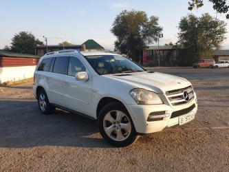 Mercedes-Benz в Кыргызстан: Mercedes-Benz GL-Class 3.5 л. 2010 | 250000 км
