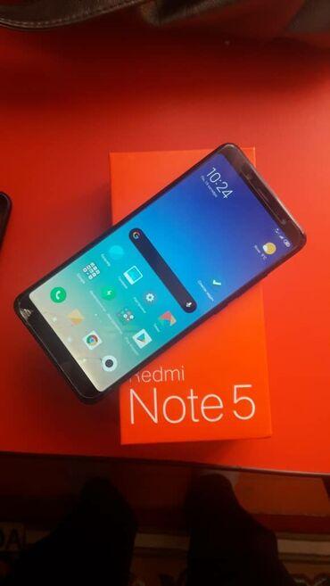 Б/у Xiaomi Redmi Note 5 32 ГБ Черный