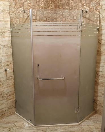 Duş kabin ara kesme sifarişleri qebul edilir