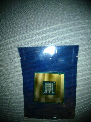 Intel dual core e6300 procesor,socket 775, 2. 8ghz. Procesor je - Bor