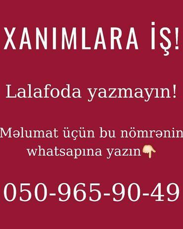 qadınlar üçün bağlı bosonojkalar - Azərbaycan: Onlayn iş imkanı. Lalafoda yazmayın!Tələblər: daimi internet və gün