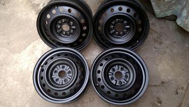 железные диски r14 в Кыргызстан: Железные диски R14 пятидырыеАуди.Мерседес.Фордсостояние