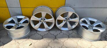 Шины и диски - Бишкек: Диски BMW (X5-X6) R20 разноширокие, без ремонта! Без торга
