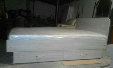 Односпальные кровати с российским матрасом в Кара-Балта
