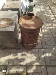 промышленный печь в Кыргызстан: Печка печ буржуйка толстый металл Темир меш