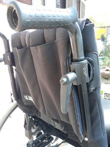 Ostalo | Novi Becej: Prodajem kvalitetna invalidska kolicamogucnost vise podesavanja