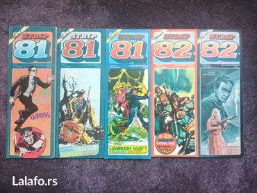 Fenomenalna strip revija koja se štampala u izdanju beogradske in Belgrade