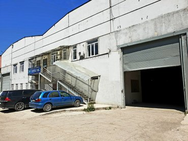 Сдается склад с офисом 2470м2. в Бишкек