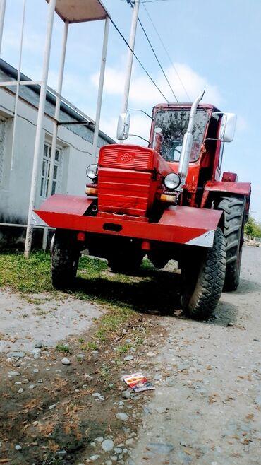 Kənd təsərrüfatı maşınları - Azərbaycan: Traktor yaxşi veziyettdedi gündeliy işlenen traktirdi senetleri var