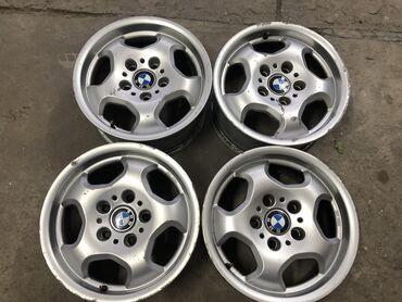 ecco 23 в Кыргызстан: Продаю диски на БМВ BMW R15 23 стильR15 et 35 j7Привозные без пробега