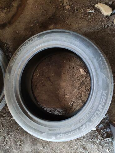 шины 215 55 17 в Кыргызстан: Одна покрышка 215.55.17 летняя резина без дырок без шишок