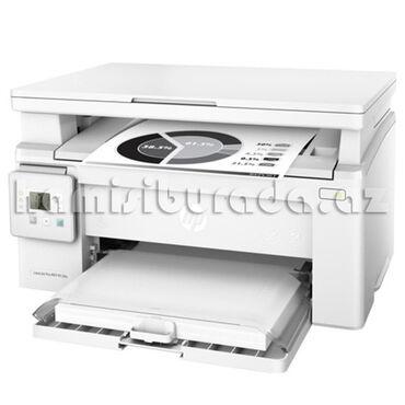 Printerlər - Azərbaycan: Printer HP LaserJet Pro MFP M130a Tip: Çox funksiyalı printer, sürətçı