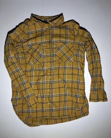 Ženska košulja veličina 38 kupljena u h&m - Novi Sad
