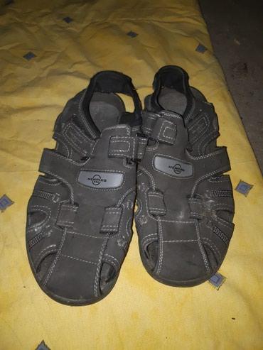 Muške Sandale i Japanke | Srbija: Muške sandale, broj 46 Nove