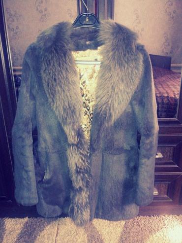 chajnik 3 l в Кыргызстан: Продаю шубу кроликовый хорошом состояние, размер L