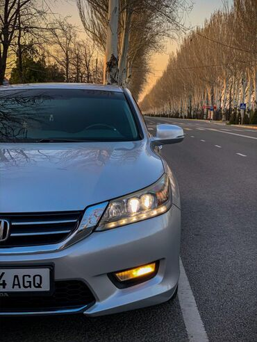 Honda Accord 2.4 л. 2012 | 170 км