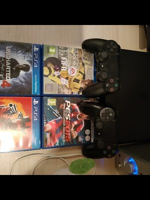 Sony playstation 4 slim 500gb в Бишкек