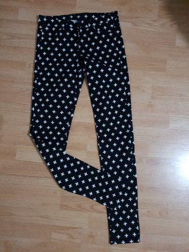 H&m divide pantalone zenske, kao nove velicina: 36, S - Loznica