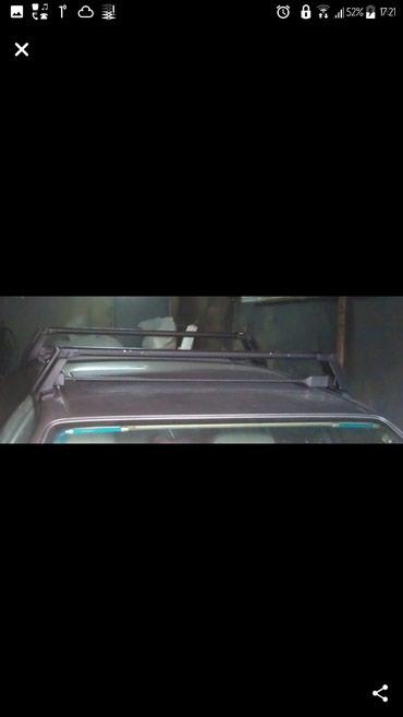 Продам оригинальные Рейлинги багажник Audi 100 в Бишкек