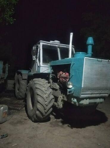 продам трактор т 150к б у в Кыргызстан: Продаю т150й трактор! в хорошем состоянии. есть торг. номер звоните