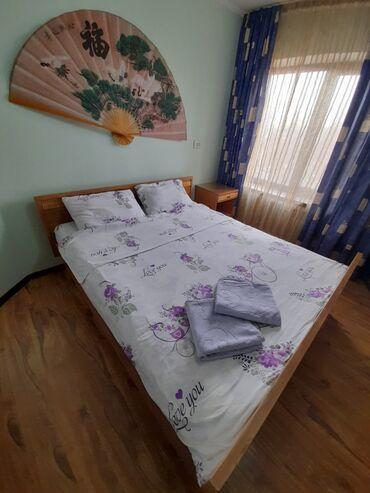 Сдам в аренду - Кыргызстан: Часночь, сутки! Хорошая, чистая, теплая квартира находится возле