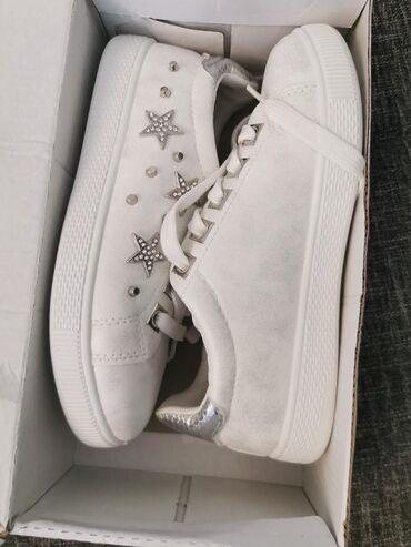 Ženska obuća | Vrsac: Nove Bele patike 36.broj
