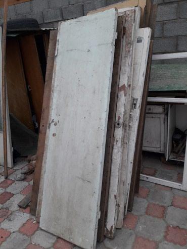 Двери Эшиктер арзан б/у дешево в Бишкек