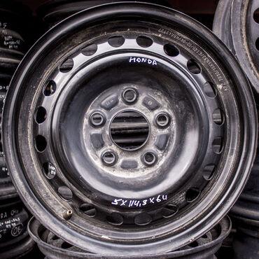 диски на хонду в Кыргызстан: Куплю б/у диски на Хонду Одиссей радиус 15 маркировка 6J*15