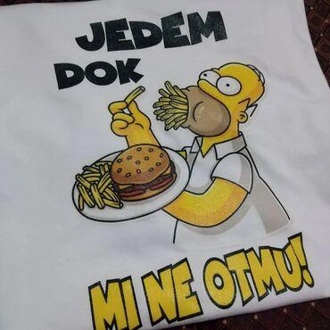 Muške majice sa saljivim natpisima.Pamuk 100%Natpise radimo po želji