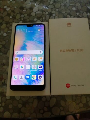 Kamere - Srbija: Huawei P 20 Telefon u odličnom stanjuPrednja kamera zamucena, potrebno