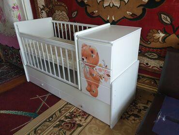 Детский мир - Каракол: Детская кровать, в отл сост