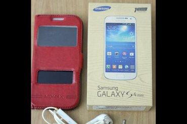 Samsung Galaxy S4 mini Duos в Бишкек