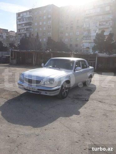 Bakı şəhərində GAZ