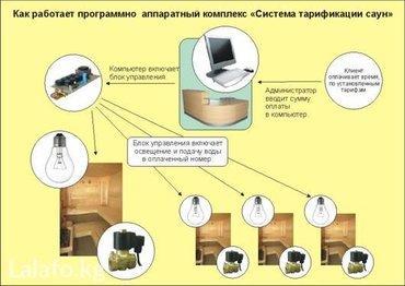 Автоматическая система учета и в Бишкек