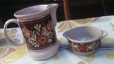 prelep porcelanski set  - Cuprija - slika 3