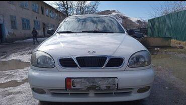 ланос в Кыргызстан: Daewoo Lanos 1.5 л. 1999 | 130000 км