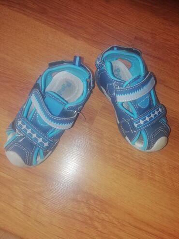 Dečije Cipele i Čizme | Zrenjanin: Sandale za dečaka, broj 24.Očuvane