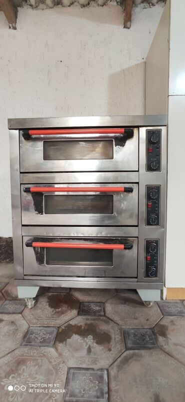 Хлебопечки в Кыргызстан: Продается пикарный печ 3 фазный