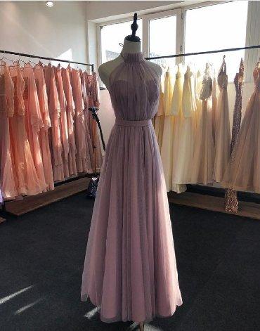 платье вышиванка на выпускной в Кыргызстан: Нежное и женственное платье в наличии!В розовом и сером цветах