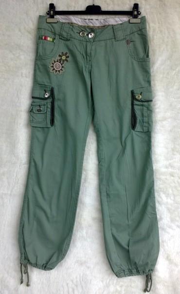 TIMEOUT cargo pantalone - dzepariceTimeout vintage street
