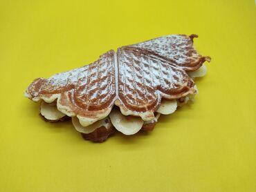 ищю квартиру с подселением в бишкеке в Кыргызстан: Скандинавские вафлиВес 300 граммНе сладкие - с мясом, с рыбой, с