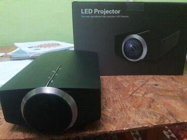 jekran-ot-proektora в Кыргызстан: Продам проектор новый не разу не использовал 8500сом +USB 1500 сом