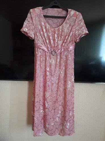 туники со штанами в Кыргызстан: Платье со штанами. Можно носить со штанами, можно без. Надевала 1 раз