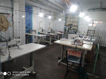Склады и мастерские - Кыргызстан: Продаю мини швейный цех  Цена договорная Номер :  Эрнис