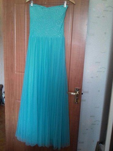 СРОЧНО продаётся платье вечернее. в Бишкек