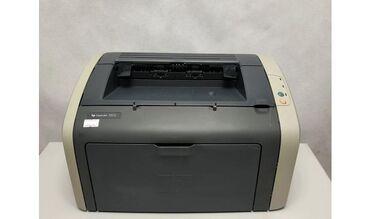 Принтеры - Кыргызстан: Продается принтер HP laserJet 1015 в хорошем состоянии